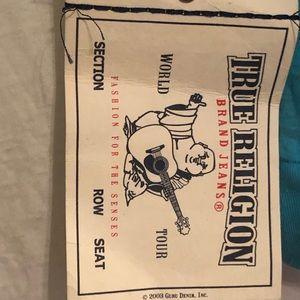 True Religion Tops - True Religion True LED Burnout Tee